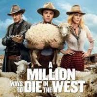 1...2...A Million Ways To Die In The West