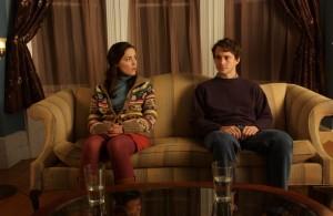 Scene 47 Adam and Beth in Adam's livingroom