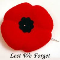 Lest We Forget...To Shop
