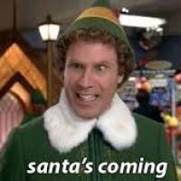 We are Santa's elves