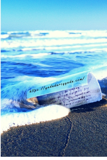 message in a bottle cover 2